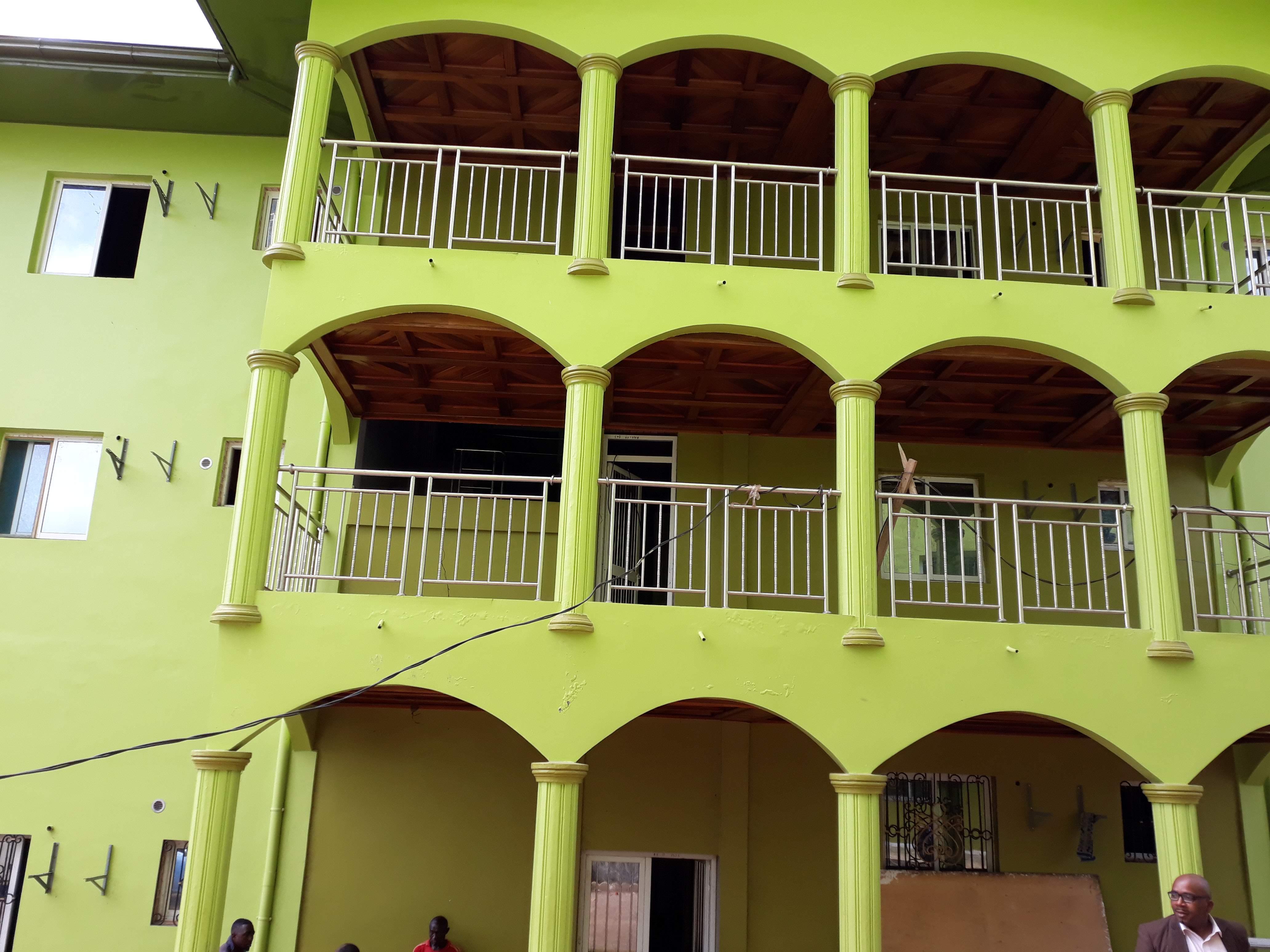 hotel_intelligent _à_Yaounde
